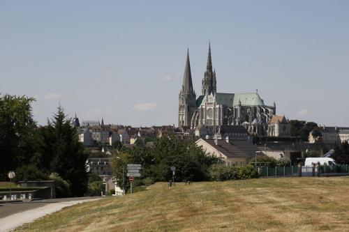 世界遺産 シャルトルの大聖堂 隠れた見ど