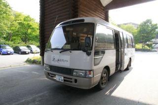 奥入瀬渓流ホテル シャトルバス