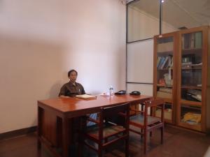 専用の執務室