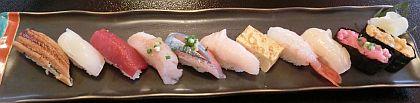 よし寿司のお寿司