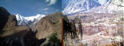 パキスタン・サイクリング風景01
