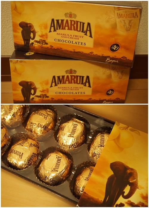 アマルーラのチョコレート