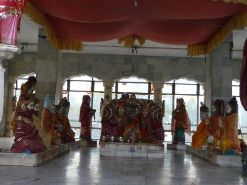 ラマとシタの結婚式2