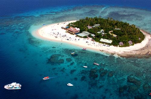 ビーチカマー島