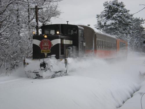 ストーブ列車 全景