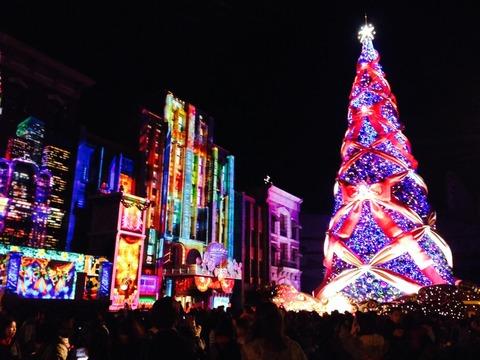 USJクリスマス1