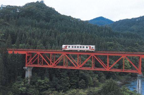 秋田内陸縦貫鉄道 2