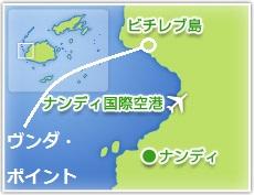 ヴンダマーケット地図