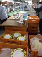 清州 韓国陶磁器社 工場1