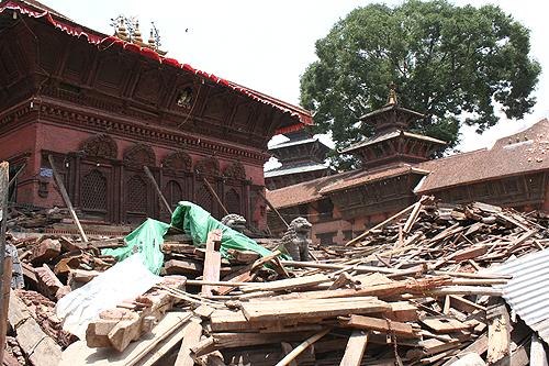 シヴァ パルバティ寺院