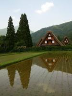 日本を感じるスポット白川郷 1