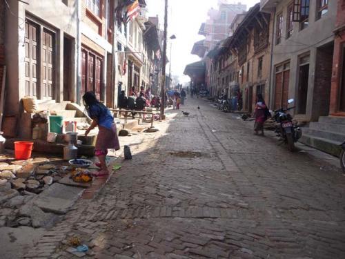 コカナ 地震後1