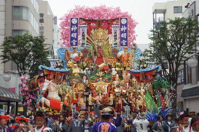 八戸三社大祭 1