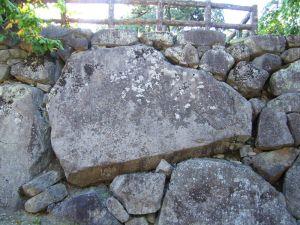 弘前公園 亀の石
