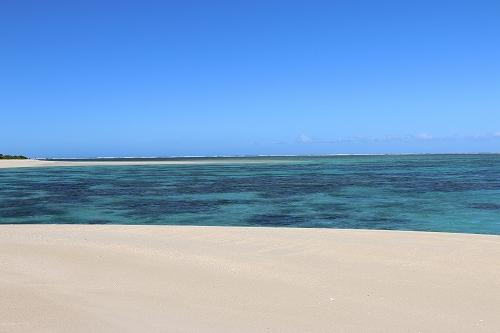 テニア島海2