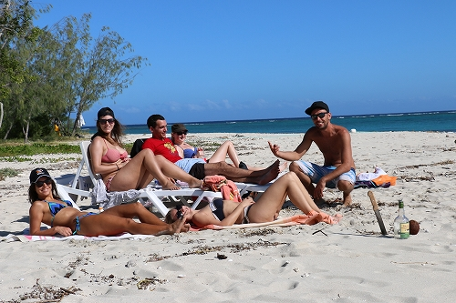 テニア島フランスグループ