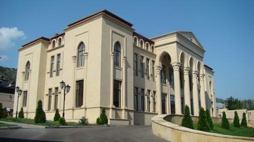 アゼル大使館