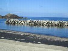 黒砂海岸1