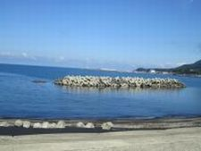 黒砂海岸2