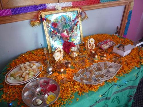 Laxmi Puja2