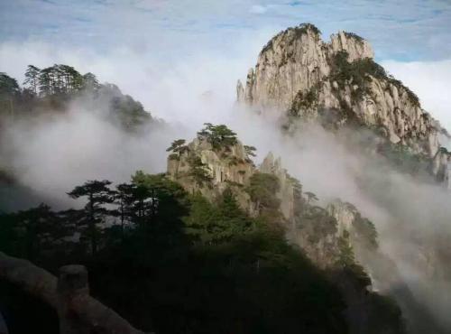 黄山雲海1