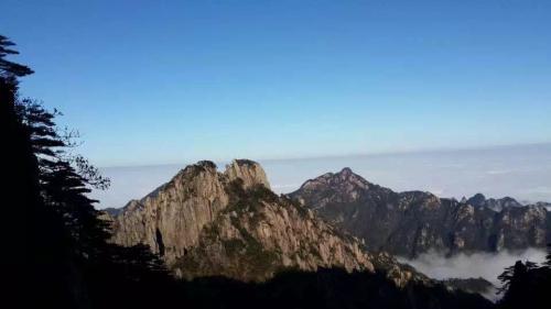 黄山雲海2