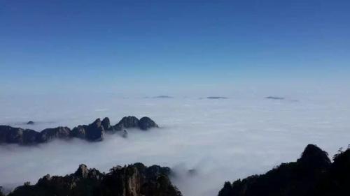 黄山雲海3