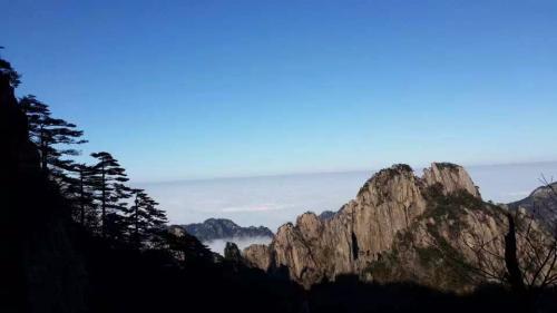 黄山雲海5