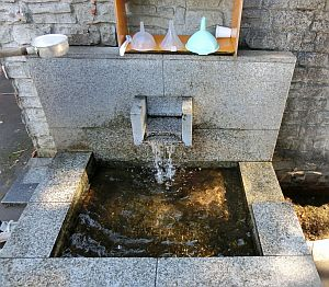八甲田湧水2