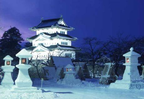 弘前雪燈籠まつり