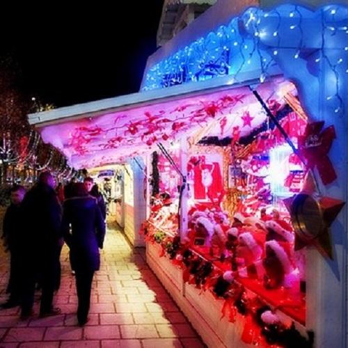 パリのクリスマス1
