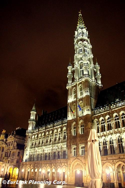 ブリュッセル市庁舎