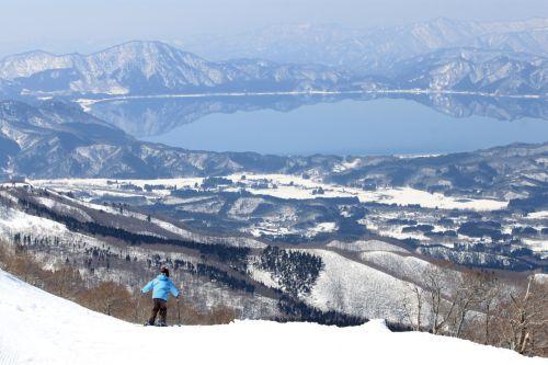 たざわ湖スキー場1