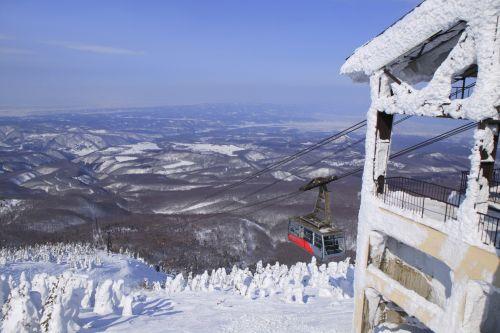 八甲田スキー場1