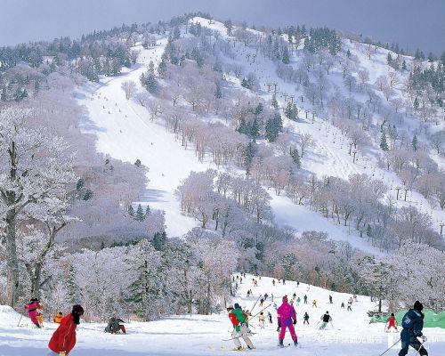 安比高原スキー場3