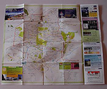 カトマンドゥ 日本語マップ