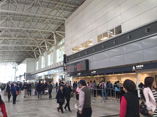 新幹線 高雄駅
