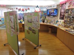桜の企画展2