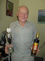 ワイン職人ボブさんと自慢の美味しいワイン