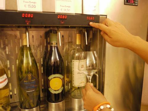 冬のイタリア ワイン