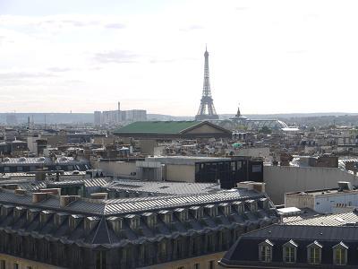 パリ 街歩き