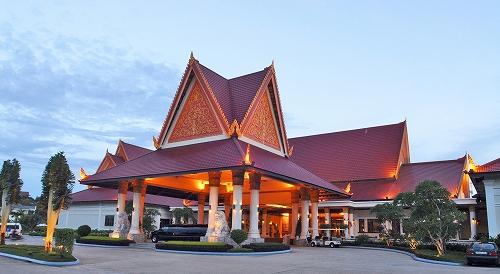 シアヌークビルホテル