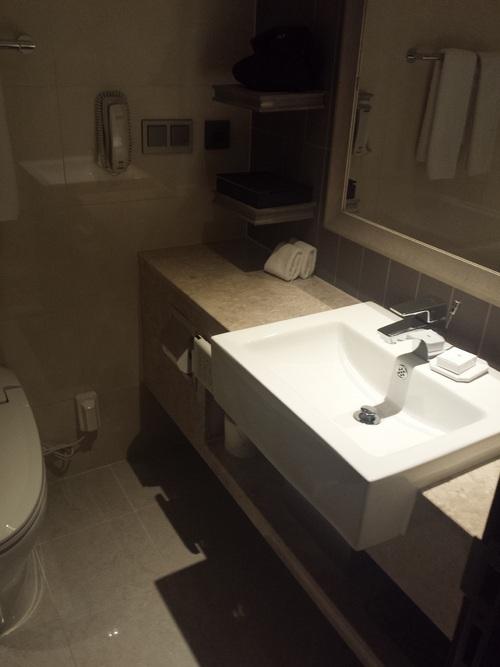 ロイヤル 洗面所
