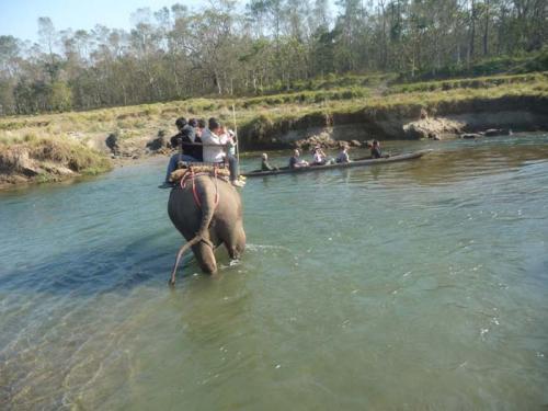チトワン国立公園
