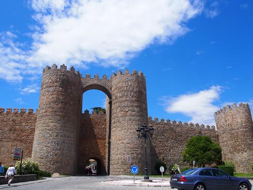城壁入口1