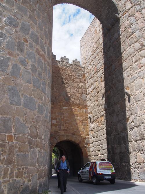 城壁入口2