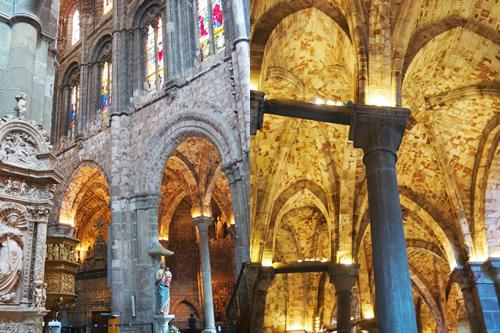 聖堂内部2