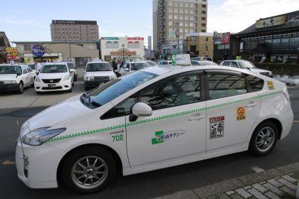 あさぐるタクシー