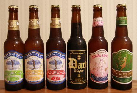 ビール6本