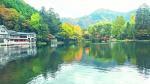 ゆふいん金鱗湖?2016.11.9